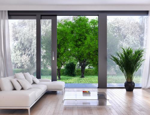 Skab rustik og gør hjemmet praktisk med flotte skydedøre