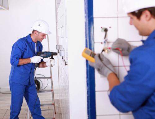 En elektriker kan hjælpe dig med alt el-arbejdet i huset