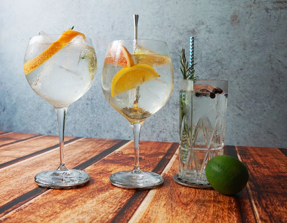 Giv en flaske gin til hjemmet, der har alt