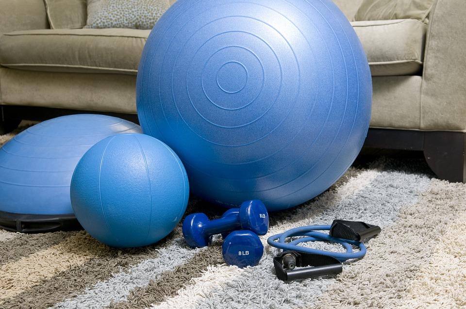 Sådan indretter du det optimale træningscenter i hjemmet